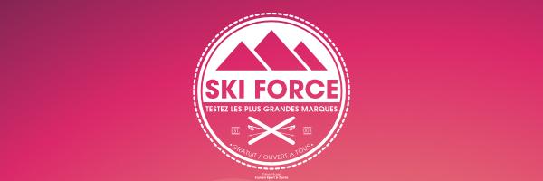 Ski Fore - Alpe d'Huez